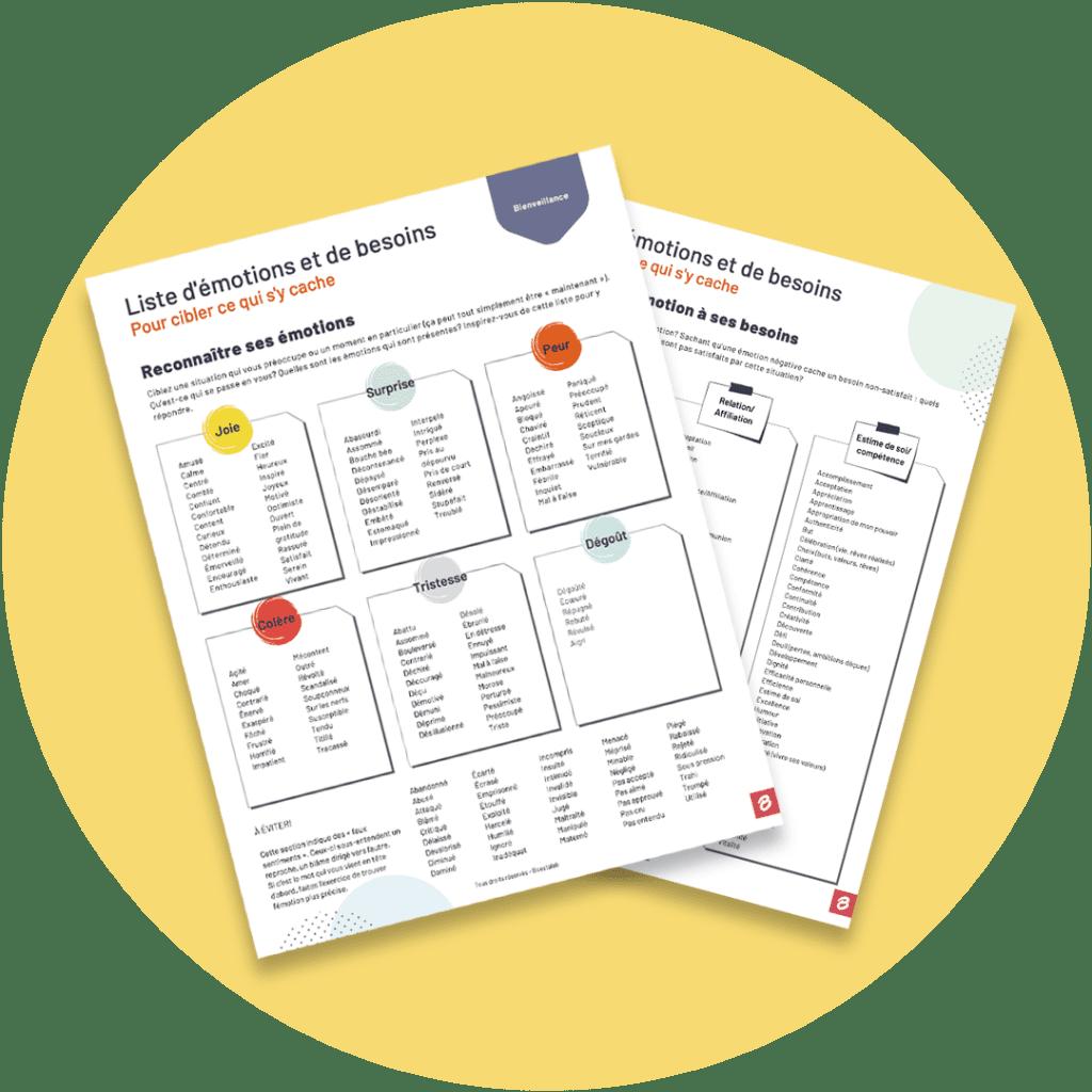 Outils pratico-pratiques de nos solutions d'apprentissage